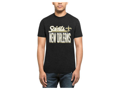 New Orleans Saints '47 NFL Men's Script Club T-Shirt