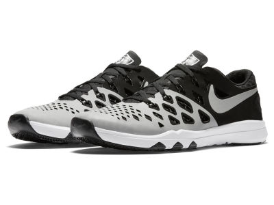 Oakland Raiders Nike Train Speed 4 NFL Kickoff Shoes