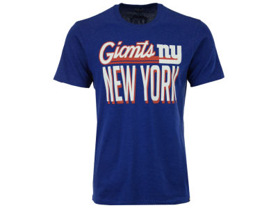 New York Giants '47 NFL Men's Script Club T-Shirt
