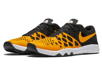 Pittsburgh Steelers Nike Train Speed 4 NFL Kickoff Shoes