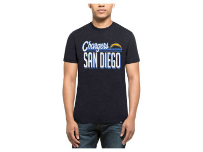 Los Angeles Chargers '47 NFL Men's Script Club T-Shirt