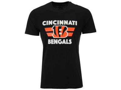 Cincinnati Bengals '47 NFL Men's Two Bar Splitter T-Shirt