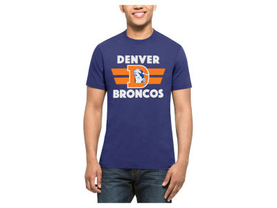 Denver Broncos '47 NFL Men's Two Bar Splitter T-Shirt