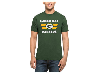 Green Bay Packers '47 NFL Men's Two Bar Splitter T-Shirt