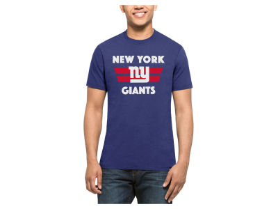 New York Giants '47 NFL Men's Two Bar Splitter T-Shirt