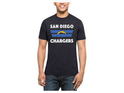 Los Angeles Chargers '47 NFL Men's Two Bar Splitter T-Shirt