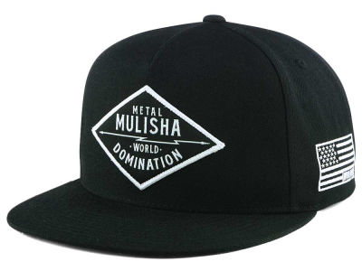Metal Mulisha Grease Snapback Cap