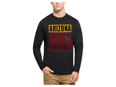 Arizona Cardinals '47 NFL Men's Compton Club Long Sleeve T-Shirt