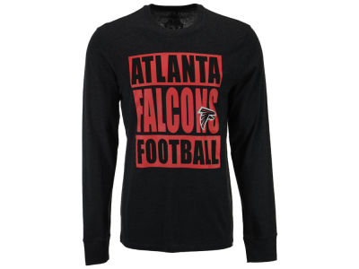 Atlanta Falcons '47 NFL Men's Compton Club Long Sleeve T-Shirt