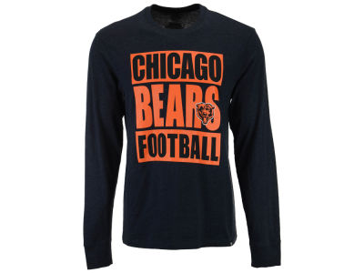 Chicago Bears '47 NFL Men's Compton Club Long Sleeve T-Shirt