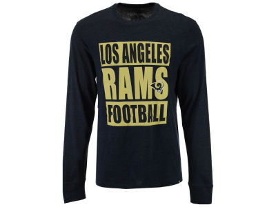 Los Angeles Rams '47 NFL Men's Compton Club Long Sleeve T-Shirt