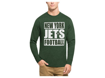 New York Jets '47 NFL Men's Compton Club Long Sleeve T-Shirt