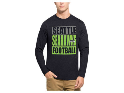 Seattle Seahawks '47 NFL Men's Compton Club Long Sleeve T-Shirt