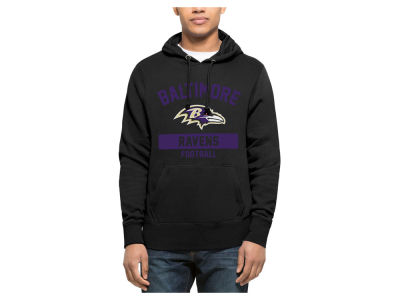 Baltimore Ravens '47 NFL Men's Gym Issued Hoodie