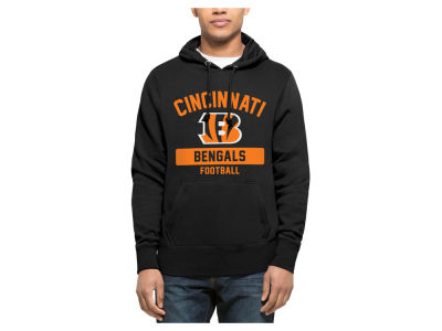 Cincinnati Bengals '47 NFL Men's Gym Issued Hoodie