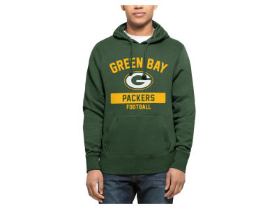 Green Bay Packers '47 NFL Men's Gym Issued Hoodie