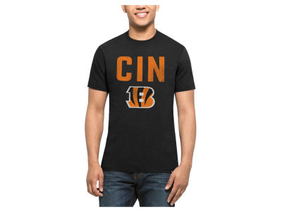 Cincinnati Bengals '47 NFL Men's City Style Splitter T-Shirt