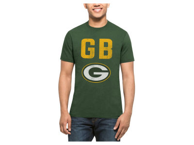 Green Bay Packers '47 NFL Men's City Style Splitter T-Shirt