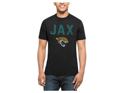 Jacksonville Jaguars '47 NFL Men's City Style Splitter T-Shirt