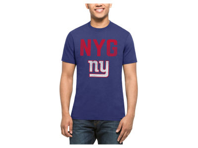 New York Giants '47 NFL Men's City Style Splitter T-Shirt