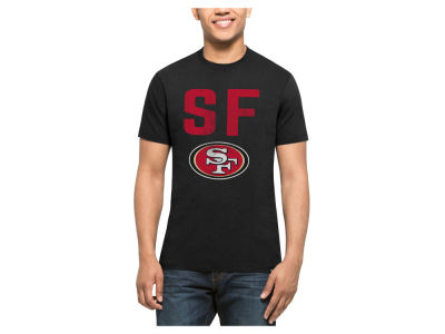 San Francisco 49ers '47 NFL Men's City Style Splitter T-Shirt