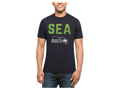 Seattle Seahawks '47 NFL Men's City Style Splitter T-Shirt