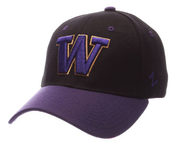Washington Huskies Zephyr NCAA 2016 ZH Flex Cap