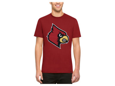 Louisville Cardinals '47 NCAA Men's Knockout Fieldhouse T-Shirt
