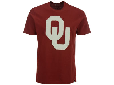 Oklahoma Sooners '47 NCAA Men's Knockout Fieldhouse T-Shirt