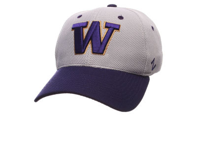 Washington Huskies Zephyr NCAA Pursuit Flex Cap