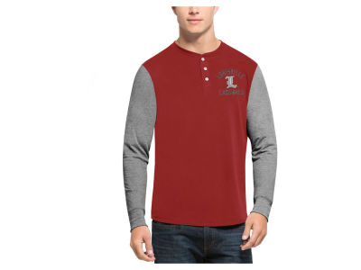 Louisville Cardinals '47 NCAA Men's Downfield Henley T-Shirt