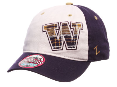 Washington Huskies Zephyr NCAA Women's Lass Adjustable Cap