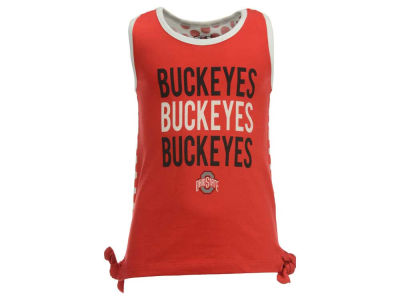 Ohio State Buckeyes NCAA Toddler Girls Kylie Tank