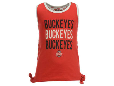 Ohio State Buckeyes NCAA Youth Girls Kylie Tank
