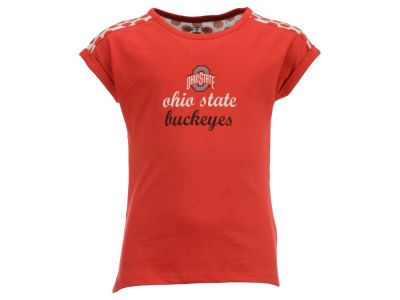 Ohio State Buckeyes NCAA Toddler Girls Megan T-Shirt