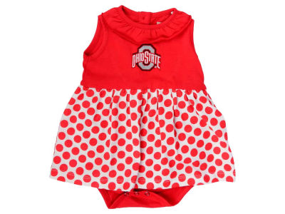 Ohio State Buckeyes NCAA Infant Tessa Dress