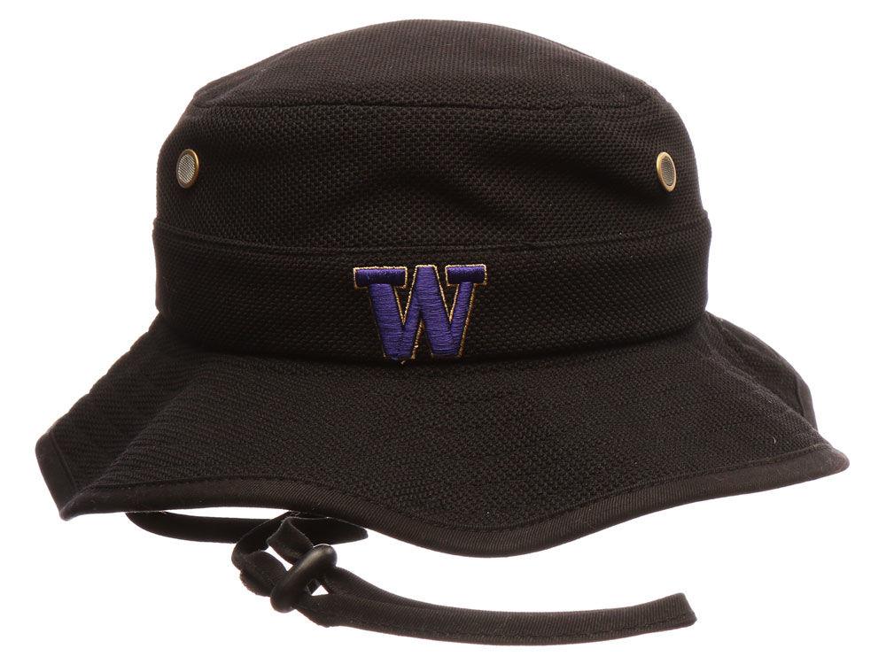 Washington Huskies Zephyr NCAA Coach Bucket  cbe28a788f2