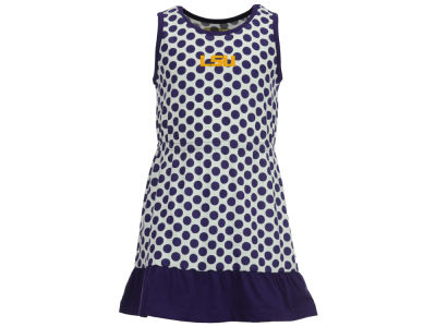 LSU Tigers NCAA Toddler Tessa Dress