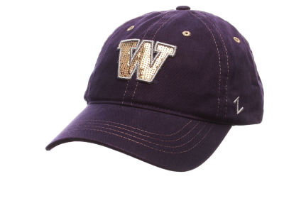 Washington Huskies Zephyr NCAA Relish Snapback Cap