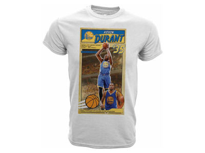 Golden State Warriors Kevin Durant NBA Youth First Issue T-Shirt