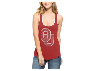 Oklahoma Sooners '47 NCAA Women's Clutch Tank