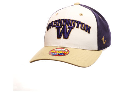 Washington Huskies Zephyr NCAA Youth Signature Snapback Cap