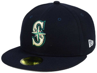 Seattle Mariners New Era MLB Flag Stated Redux 59FIFTY Cap