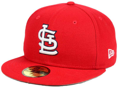 St. Louis Cardinals MLB Flag Stated Redux 59FIFTY Cap