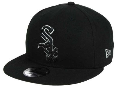 Chicago White Sox New Era MLB Color Dim 9FIFTY Snapback Cap