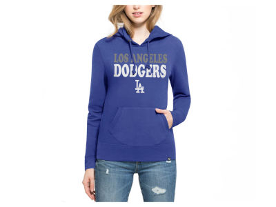 Los Angeles Dodgers '47 MLB Women's Headline Hooded Sweatshirt