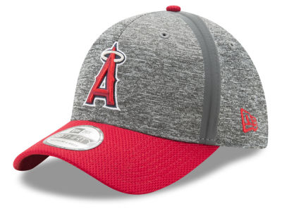 Los Angeles Angels New Era MLB Clubhouse 39THIRTY Cap