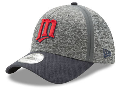 Minnesota Twins New Era MLB Clubhouse 39THIRTY Cap