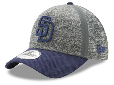 San Diego Padres New Era 2017 MLB Clubhouse 39THIRTY Cap