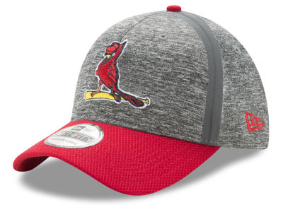 St. Louis Cardinals New Era 2017 MLB Clubhouse 39THIRTY Cap